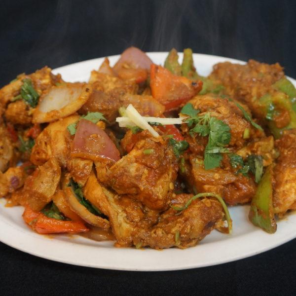 chicken karai