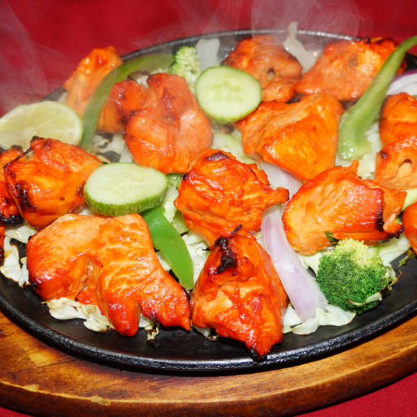chicken tandoori tikka kabob
