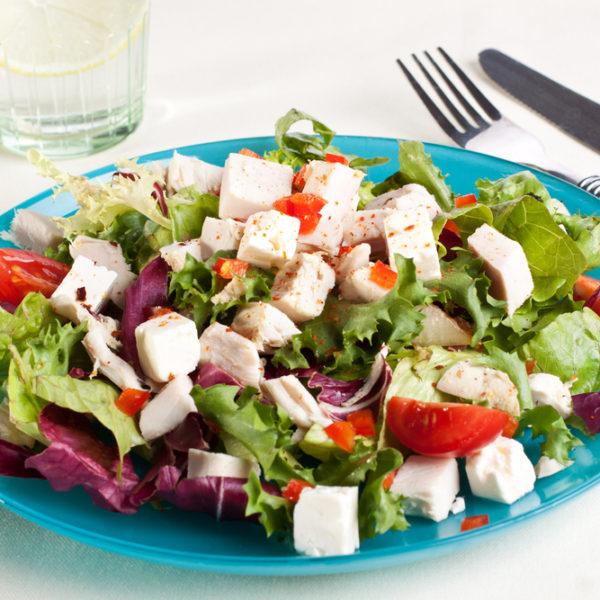 paneer-salad